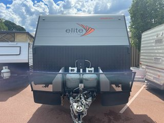 2014 Elite Goulburn Caravan.