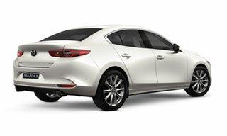 2021 Mazda 3 BP2HLA G25 SKYACTIV-Drive Astina 6 Speed Sports Automatic Hatchback.