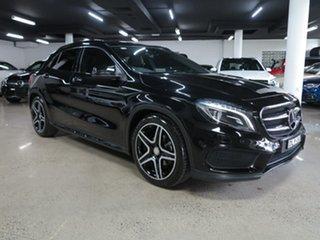 2016 Mercedes-Benz GLA-Class X156 806MY GLA200 d DCT Black 7 Speed Sports Automatic Dual Clutch.