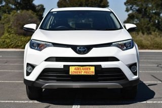 2018 Toyota RAV4 ALA49R GX AWD White 6 Speed Sports Automatic Wagon.
