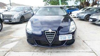 2014 Alfa Romeo Giulietta Series 0 MY13 Progression TCT JTD-M Blue 6 Speed.