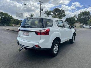 2016 Isuzu MU-X MY15.5 LS-M White 5 Speed Automatic Wagon