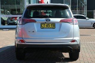 2016 Toyota RAV4 ALA49R GX AWD Silver 6 Speed Sports Automatic SUV