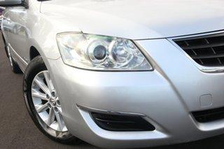2007 Toyota Aurion GSV40R AT-X Silver 6 Speed Sports Automatic Sedan.