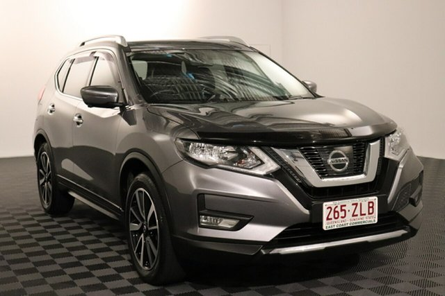 Used Nissan X-Trail T32 Series II N-TREK X-tronic 2WD Acacia Ridge, 2019 Nissan X-Trail T32 Series II N-TREK X-tronic 2WD Grey 7 speed Automatic Wagon