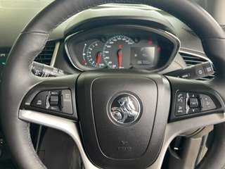 2017 Holden Trax TJ MY18 LT Black 6 Speed Automatic Wagon