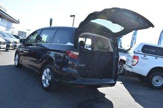 2014 Honda Odyssey RC MY14 VTi Black 7 Speed Constant Variable Wagon