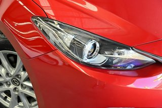 2016 Mazda 3 BM5478 Maxx SKYACTIV-Drive Red 6 Speed Sports Automatic Hatchback.