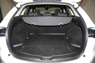 2018 Mazda CX-5 KF4WLA Maxx SKYACTIV-Drive i-ACTIV AWD White 6 Speed Sports Automatic Wagon