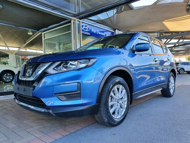 Used Nissan X-Trail T32 Series II ST X-tronic 2WD Springwood, 2019 Nissan X-Trail T32 Series II ST X-tronic 2WD Marine Blue 7 Speed Constant Variable Wagon