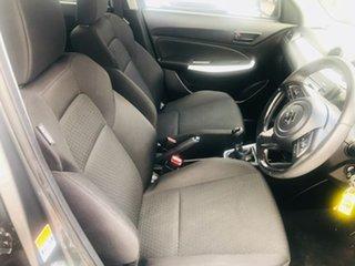 2017 Suzuki Swift AZ GL Grey 5 Speed Manual Hatchback