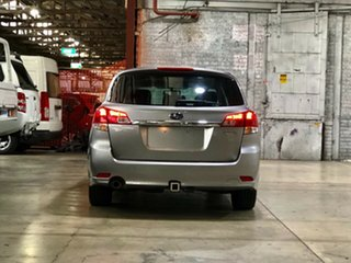 2010 Subaru Liberty B5 MY10 2.5i Lineartronic AWD Premium Silver 6 Speed Constant Variable Wagon