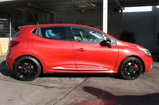 2014 Renault Clio IV B98 R.S. 200 EDC Sport Trophy Red 6 Speed Sports Automatic Dual Clutch.