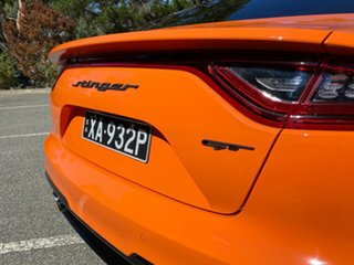 2019 Kia Stinger CK MY19 GT-Line Fastback Orange 8 Speed Sports Automatic Sedan