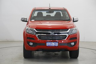 2018 Holden Colorado RG MY19 LTZ Pickup Crew Cab Red 6 Speed Sports Automatic Utility.