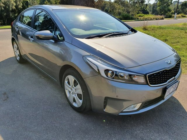 Used Kia Cerato YD S Geelong, 2016 Kia Cerato YD S Grey Sports Automatic Sedan