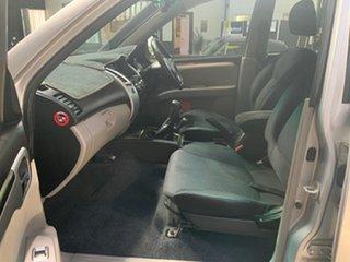 2010 Mitsubishi Challenger PB LS (5 Seat) (4x4) Silver 5 Speed Manual Wagon