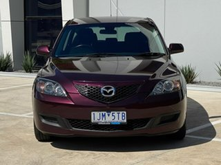 2008 Mazda 3 BK10F2 Maxx Purple 4 Speed Sports Automatic Hatchback.