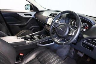 2017 Jaguar F-PACE X761 MY18 Portfolio Blue 8 Speed Sports Automatic Wagon