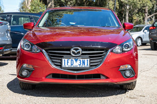 2015 Mazda 3 BM5278 Maxx SKYACTIV-Drive Soul Red 6 Speed Sports Automatic Sedan