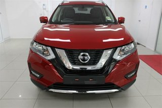2021 Nissan X-Trail T32 ST-L Ruby Red 7 Speed Constant Variable Wagon