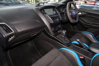 2018 Ford Focus LZ RS AWD Limited Edition Nitrous Blue 6 Speed Manual Hatchback