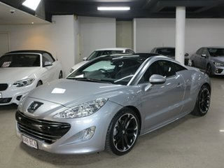2012 Peugeot RCZ Grey 6 Speed Sports Automatic Coupe.
