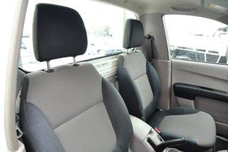 2011 Mitsubishi Triton MN MY11 GLX 4x2 White 4 Speed Automatic Cab Chassis