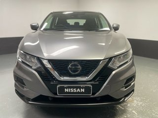 2018 Nissan Qashqai J11 Series 2 ST X-tronic Gun Metallic 1 Speed Constant Variable Wagon.