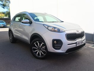 2017 Kia Sportage QL MY17 Si 2WD Premium Silver 6 Speed Sports Automatic Wagon.