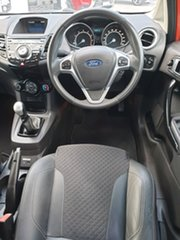 2014 Ford Fiesta WZ MY15 Sport Orange 5 Speed Manual Hatchback
