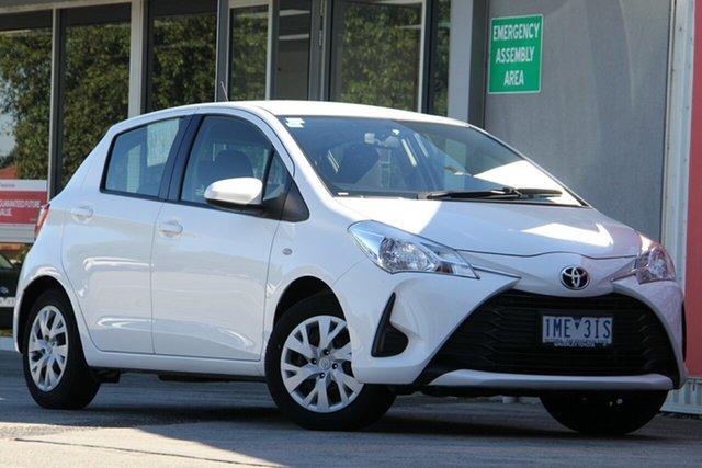 Pre-Owned Toyota Yaris Glen Waverley, Yaris Ascent 1.3L Petrol Automatic 5 Door Hatch