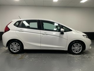 2014 Honda Jazz GF MY15 VTi White 1 Speed Constant Variable Hatchback