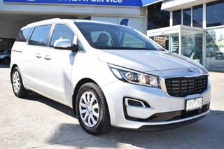2020 Kia Carnival YP MY20 S Silver 8 Speed Sports Automatic Wagon.