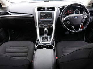 2015 Ford Mondeo MD Ambiente TDCi Silver 6 Speed Automatic Hatchback