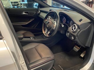 2015 Mercedes-Benz GLA250 4Matic X156 MY15 Polar Silver 7 Speed Auto Dual Clutch Wagon
