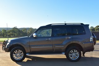 2015 Mitsubishi Pajero NX MY15 Exceed Grey 5 Speed Sports Automatic Wagon