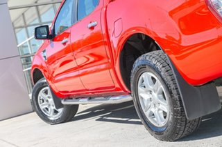 2014 Ford Ranger PX XLT Double Cab Red 6 Speed Sports Automatic Utility