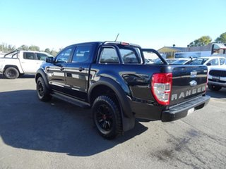 2020 Ford Ranger PX MKIII 2020.2 XLS Shadow Black 6 Speed Sports Automatic Double Cab Pick Up.
