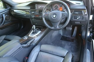 2011 BMW 3 Series E92 MY0911 335i D-CT M Sport Black 7 Speed Sports Automatic Dual Clutch Coupe