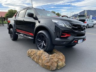 2018 Holden Special Vehicles Colorado RG MY19 SportsCat Pickup Crew Cab R Mineral Black 6 Speed.