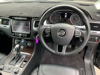 2013 Volkswagen Touareg 7P MY13 V6 TDI Tiptronic 4MOTION 8 Speed Sports Automatic Wagon