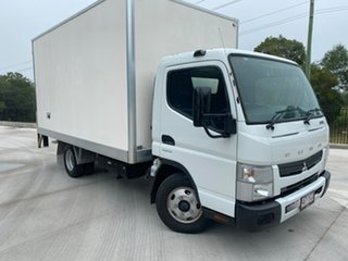 2015 Fuso Canter 615 White.