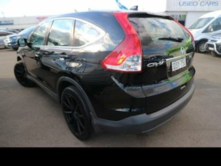 2013 Honda CR-V 30 MY14 VTi (4x2) Black 6 Speed Manual Wagon