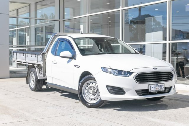 Used Ford Falcon FG X Ute Super Cab Ferntree Gully, 2016 Ford Falcon FG X Ute Super Cab White 6 Speed Sports Automatic Utility
