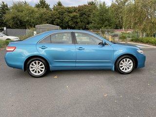 2010 Toyota Camry ACV40R MY10 Ateva Blue 5 Speed Automatic Sedan