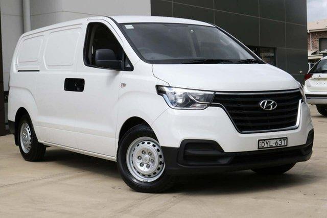 Used Hyundai iLOAD TQ4 MY19 Tuggerah, 2018 Hyundai iLOAD TQ4 MY19 White 5 Speed Automatic Van