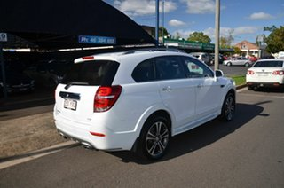 2016 Holden Captiva CG MY17 7 LTZ (AWD) White 6 Speed Automatic Wagon.