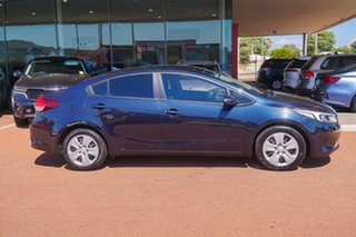 2017 Kia Cerato YD MY17 S Blue 6 Speed Sports Automatic Sedan