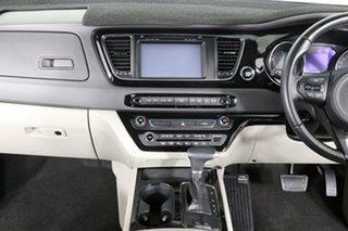 2017 Kia Carnival YP MY17 SLi Grey 6 Speed Automatic Wagon